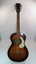 Framus Acoustic Guitar Amateur 5/1 German Made Arch Back Sunburst 1970's