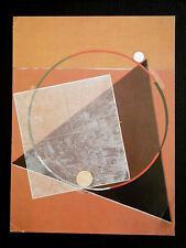 EDIK SCHTEINBERG Carton invitation gal. C. Bernard 1991 Russe Russian painter