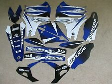 FLU DESIGNS  PTS2 TEAM  GRAPHICS YAMAHA YZ450F YZF450 2010  2011  2012 2013
