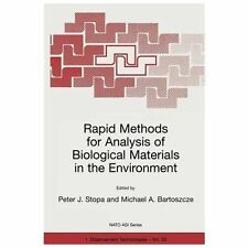 Rapid Methods for Analysis of Biological Materials in the Environment 30...