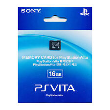 New Sony PS VITA 16GB Memory Card Playstation PSV PCH-Z161 PS4 Z161 *con