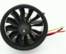 Change Sun 64mm Ducted Fan 12 Blades with EDF 3s 3200KV motor free shipping
