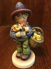 "Goebel Hummel # 378 ""Easter Greeting"" TMK6 VNC"
