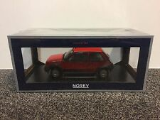 Renault supercinq gt turbo ph i red 1:18 NOREV