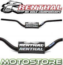 RENTHAL FATBAR HANDLEBARS BLACK FITS TRIUMPH 1050 SPEED TRIPLE / R 2015