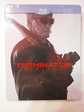 TERMINATOR GENISYS - FILM IN BLU-RAY - STEELBOOK - visitate COMPRO FUMETTI SHOP