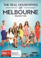 The Real Housewives Of Melbourne : Season 2 : NEW DVD
