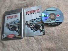 Resident Evil: Outbreak / Complete / Platinum (Sony PlayStation 2, 2004) PS2