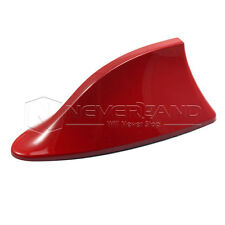Antenne shark requin ROUGE universelle FM radio MAZDA  MIRACLE PREMACY