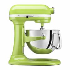 KitchenAid Professional 600 Series 6-Quart Stand Mixer - Green Apple