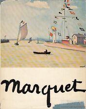 Albert Marquet: Jourdain, Francis