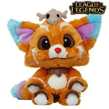 LEAGUE OF LEGENDS/ PELUCHE GNAR 32 CM - LOL PLUSH DOLL 12,6""
