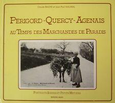 PERIGORD QUERCY AGENAIS REPRODUCTION DE CARTES POSTALES ANCIENNES SCENES METIERS