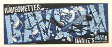 RAVEONETTES KUNSTDRUCK # 1 VON GUY BURWELL - POSTER