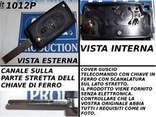 Guscio cover scocca chiave telecomando Peugeot 3 tasti scatto 307 308 207 407