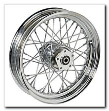 "40 SPOKE 16"" REAR WHEEL 16 X 3 HARLEY SOFTAIL FLSTS HERITAGE SPRINGER"