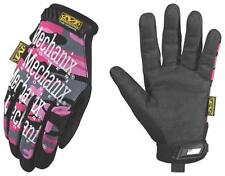 NEW MECHANIX WEAR MG-72-520 MEDIUM WOMENS PINK CAMO ALL PURPOSE GLOVES 0742924