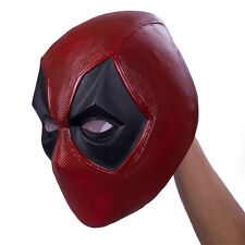 Inspired Deadpool Mask Balaclava X-Men Helmet Cosplay Costume New