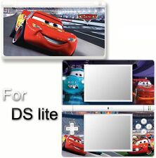 Cars SKIN VINYL DECAL Cover STICKER f Nintendo DS LITE