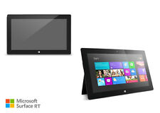 "Microsoft Surface RT 10.6"" HD Tablet 64GB Wi-Fi DARK TITANIUM 7ZR-00001 - TESTED"