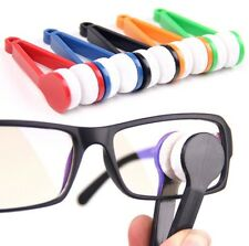 Glasses Sunglasses Eyeglass Spectacles Cleaning Brush Cleaner Wiper Wipe Gadgets