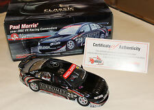 Paul Morris 2002 Sirromet Wines VX Holden Commodore V8 Supercar 1:18