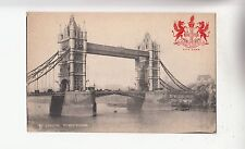 BF32663 tower bridge london  uk  front/back image