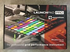 Novation LaunchPad Pro USB MIDI Pad Controller + Ableton Live  Lite NEW SEALED