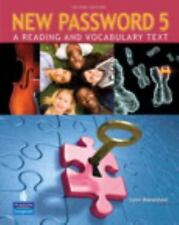 NEW - New Password 5: A Reading and Vocabulary Text (without MP3 Audio CD-ROM)