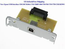 New Epson USB Interface UB-U05 M186A TM-T88IV/884 TM-T81 TM-T70 C32C823991 A371