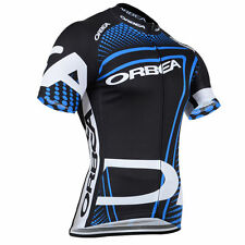 Bicycle New Mens Team Racing Cycling Polyester mountain Short Sleeve Jersey