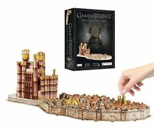 Game Of Thrones 4D Puzzle Kings Landing Cityscape Jigsaw Puzzle