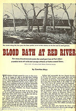 Fort Abercrombie - Bloody Bath At Red River + Genealogy