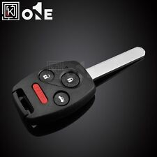 New Uncut Ignition Key Keyless Entry Remote Fob for N5F-S0084A 4 Button