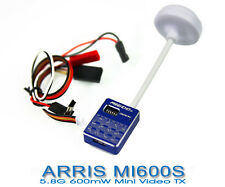 ARRIS Mi600S 5.8G 600mW 32CH Long Range Wireless Mini Video FPV Transmission TX