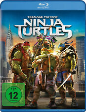 Blu-ray * TEENAGE MUTANT NINJA TURTLES | MEGAN FOX , WILL ARNETT # NEU OVP =