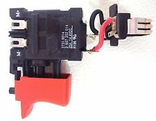 Bosch New Genuine 34612 or 34614 Cordless Drill Switch Part # 2607202014 +++