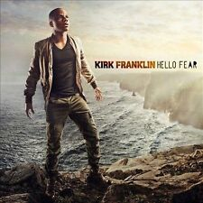 KIRK FRANKLIN HELLO FEAR CD + RARE LIMITED BONUS CD new 6 EXTRA SONGS