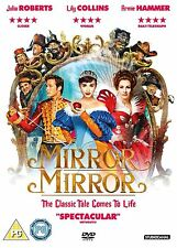 Mirror, Mirror (DVD) 2012 2 disc enchanted edition