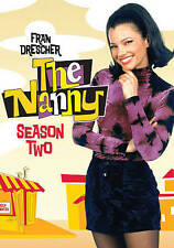 The Nanny - The Complete Second Season 2 (DVD, 2014, 2-Disc Set)