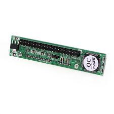 7+15 Pin Femmina DA SATA A 6.3cm Maschio IDE Adattatore Convertitore Per