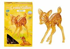 New Hanayama Crystal Gallery 3D Puzzle Disney Bambi 36 piece Japan