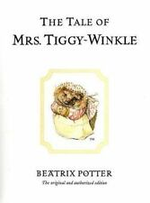 The Tale of Mrs. Tiggy-Winkle (Peter Rabbit) by Potter, Beatrix, Good Book