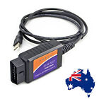 USB ELM327 V1.5 OBDII OBD2 CAN-BUS Auto Car Interface Diagnostic Scanner Tool