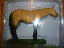Resin Horse Figure Small Scale Model Statues Highly Collectable - Quarter
