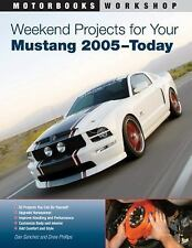 """WEEKEND PROJECTS FOR YOUR MUSTANG - DREW PHILLIPS """"NEW, WE ONLY SHIP IN BOXES"""""""