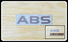 ABS Vinyl Sticker for SUV/Car/Jeep/Automoblies/Home/Office (2 Pcs)