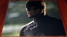 Grant Gustin Signed 11x14 The Flash w/Flash Character Name Exact Proof
