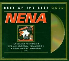 Nena Definitive collection-Best of the best gold [CD]
