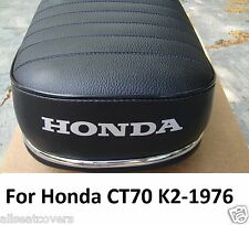 Honda CT70 K2-1976 or  1973-1976 Brand New Seat Cover HIGH QUALITY A22
